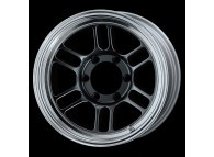 ENKEI RPT1 16x8 +0 6-139.7 Black Machined Lip