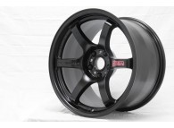 RAYS GRAMLIGHTS 57DR 18 x 9.5 +38 5-100 Semi Gloss Black