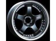 SSR SP1 18x9.5 +37 5 x 114.3 BLACK