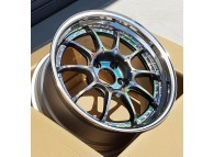 SSR SP5 18x9.5 +37 5-114.3 SPECTRUM SILVER